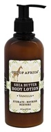 Organic Shea Butter Body Lotion With Essential Oil