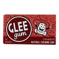 Glee Gum - All Natural Chewing Gum Cinnamon - 16 Piece(s)