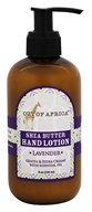 Shea Butter Hand Lotion