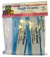 Individual Biodegradable Tush Wipes For Babies