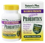 Ultra Probiotics With ViaShield Maximum Strength