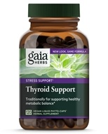 Thyroid Support Liquid Phyto-Caps