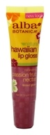 Alba Hawaiian Clear Lip Gloss