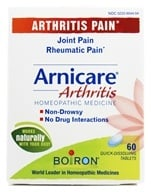 Boiron - Arnicare Arthritis Pain Relief - 60 Tablets LUCKY PRICE