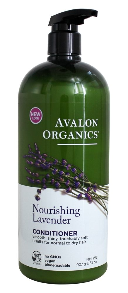 Avalon Organics - Conditioner Nourishing Lavender - 32 oz.