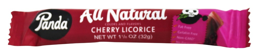 Panda - Licorice Bar Cherry - 1.12 oz.