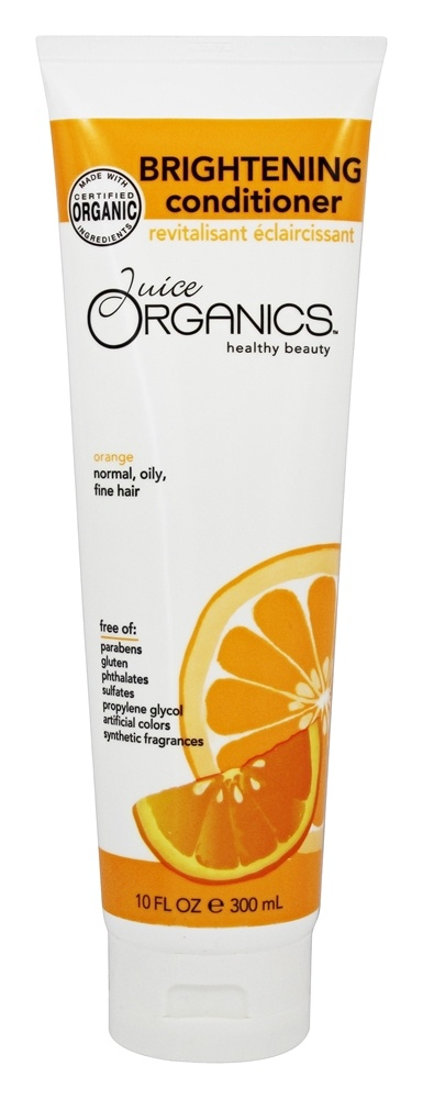Juice Organics - Brightening Conditioner Orange - 10 oz.