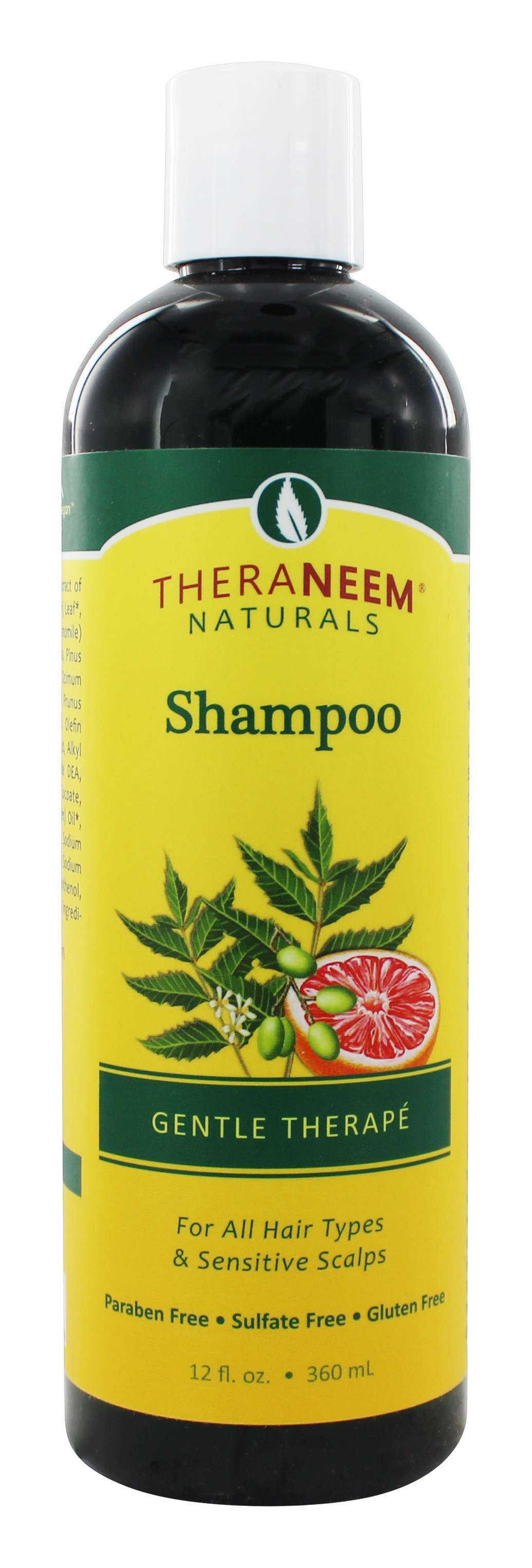 Organix South - TheraNeem Organix Shampoo Gentle Therape - 12 oz.