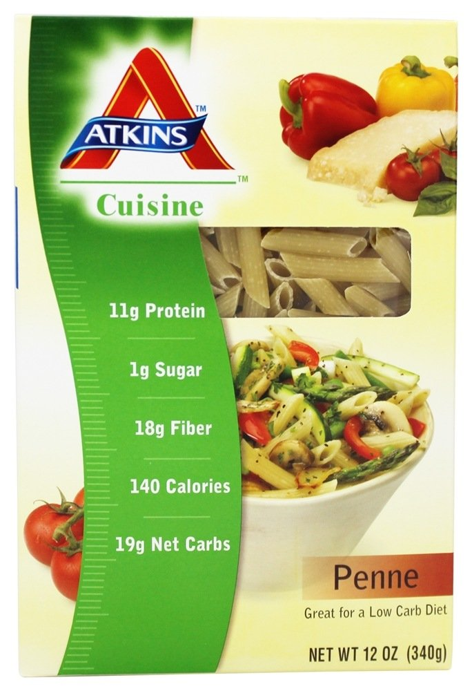Buy atkins nutritionals inc cuisine penne pasta 12 oz for Atkins cuisine penne pasta 12 oz 340 g