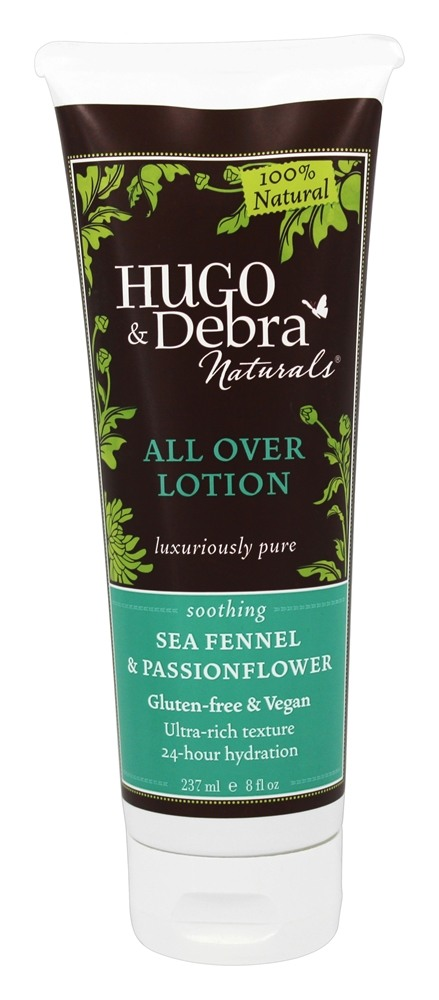 Hugo Naturals - All Over Lotion Soothing Sea Fennel & Passionflower - 8 oz.