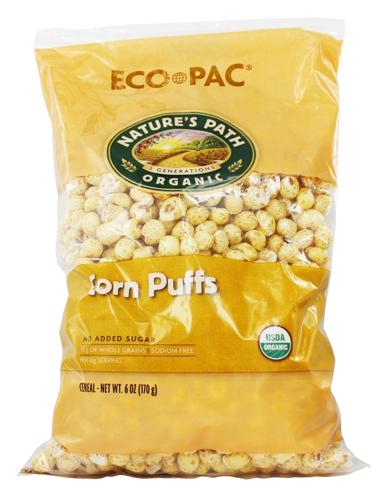 Nature's Path Organic - Cereal Corn Puffs - 6 oz.