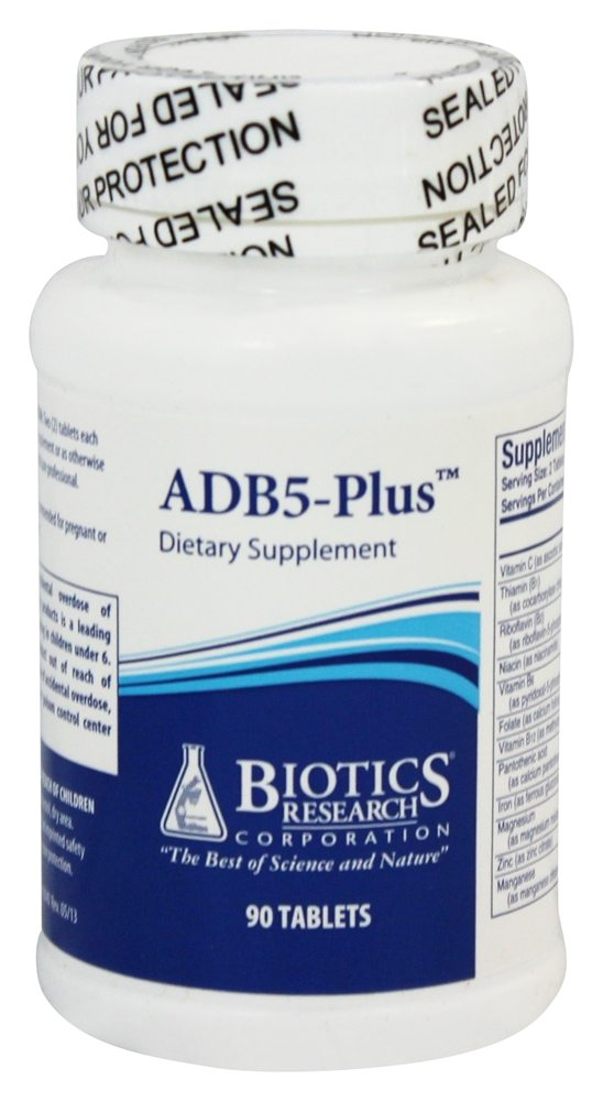 Biotics Research - ADB5-Plus - 90 Tablets