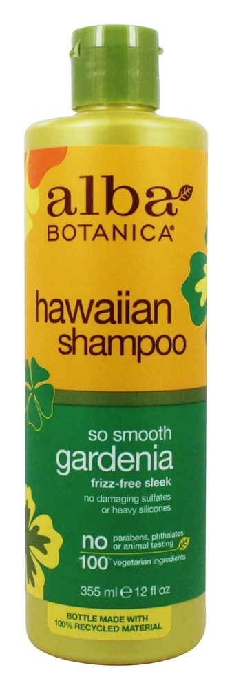 Alba Botanica - Alba Hawaiian Hair Wash Hydrating Gardenia - 12 oz.