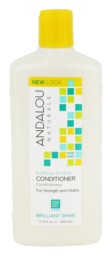 Andalou Naturals - Conditioner Healthy Shine Sunflower & Citrus - 11.5 oz.
