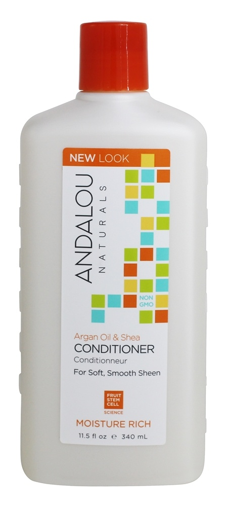 Andalou Naturals - Moisture Rich Argan & Sweet Orange Conditioner - 11.5 oz.