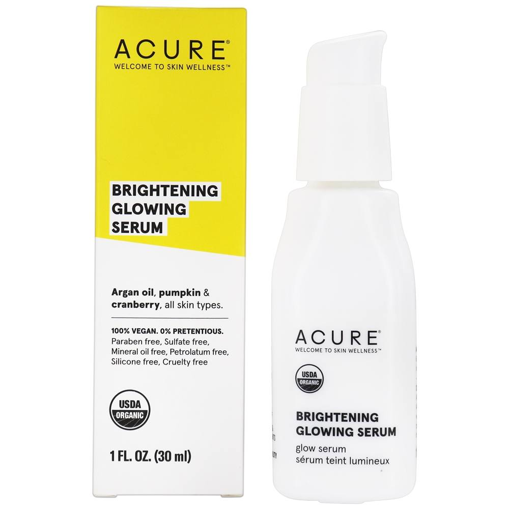 ACURE - Organic Seriously Firming Facial Serum - 1 oz.