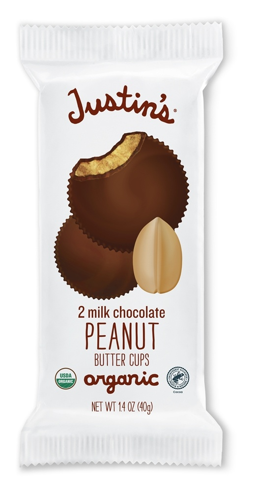 Justin's Nut Butter - Peanut Butter Cups Milk Chocolate - 1.4 oz.