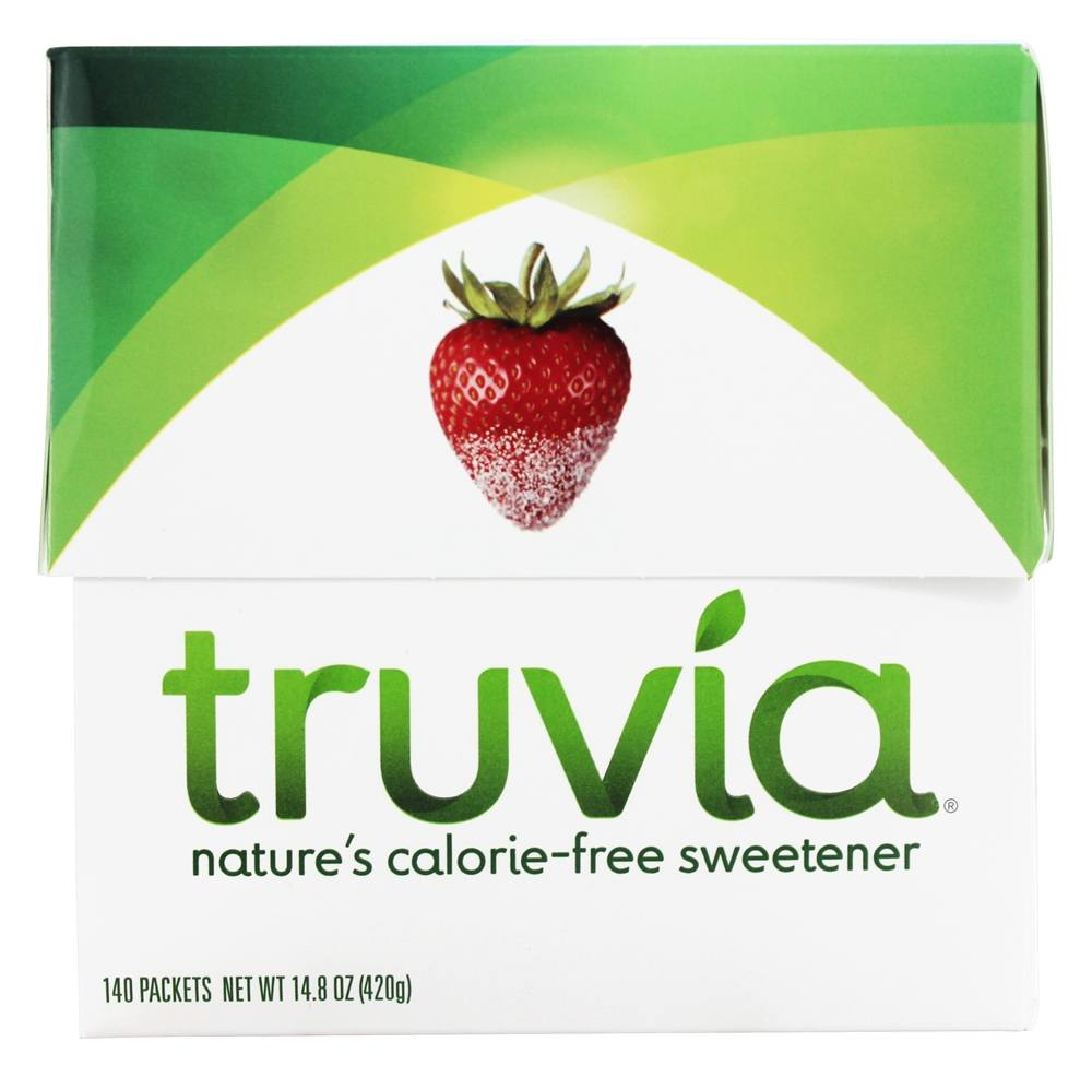 Truvia - Nature's Calorie Free Erythritol Sweetener - 140 Packet(s)