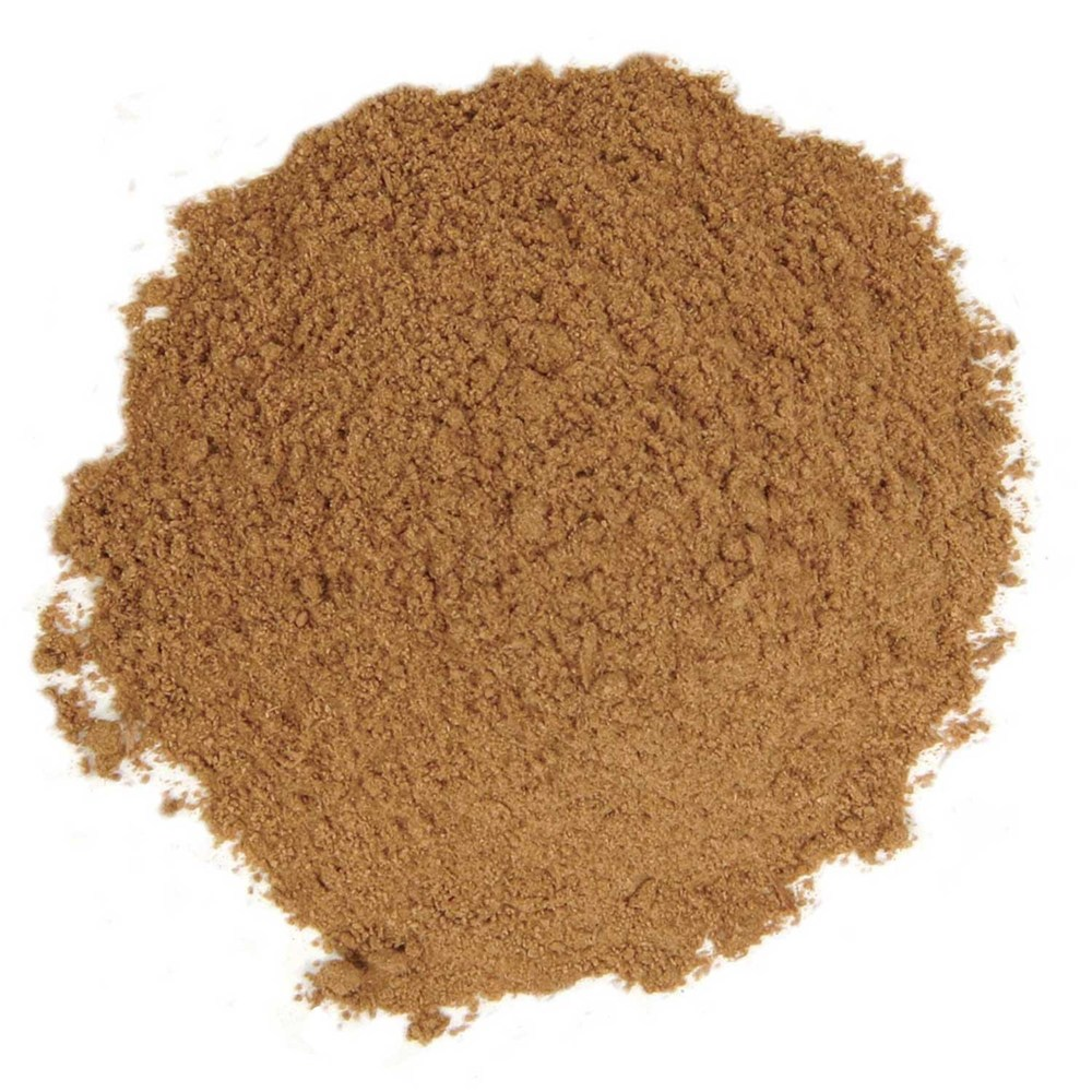 Frontier Natural Products - Cinnamon Ground 3% Oil Organic - 1 lb.