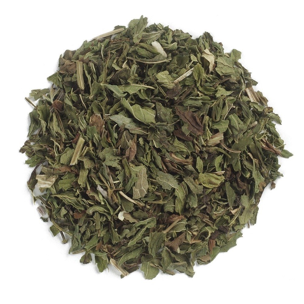 Frontier Natural Products - Spearmint Leaf Cut & Sifted Organic - 1 lb.