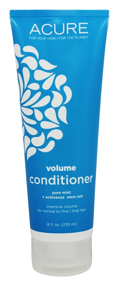 ACURE - Volume Conditioner Pure Mint + Echinacea Stem Cell - 8 oz.