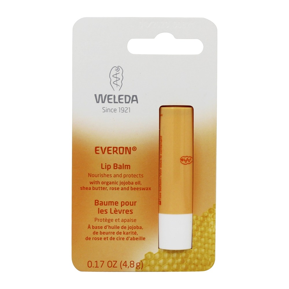 Weleda - Everon Lip Balm - 0.17 oz.