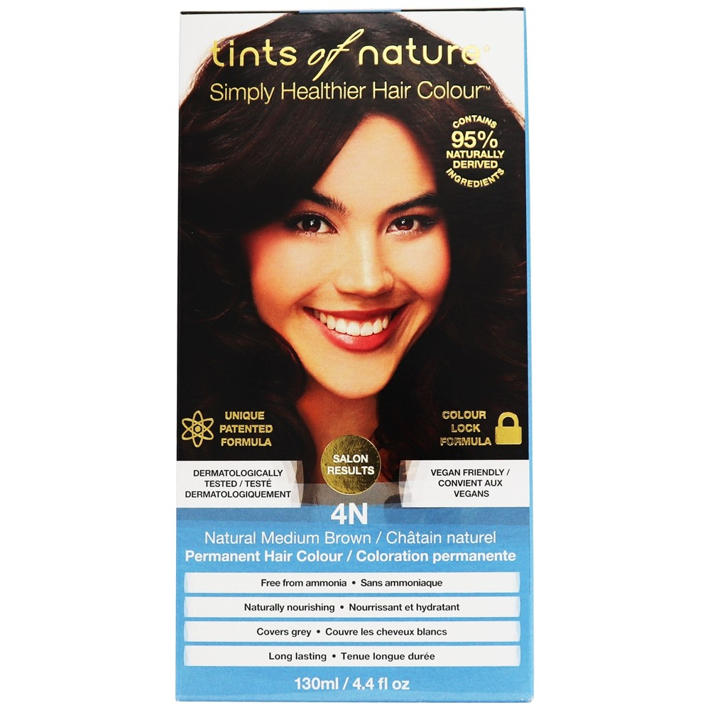 Buy Tints Of Nature Conditioning Permanent Hair Color 4n