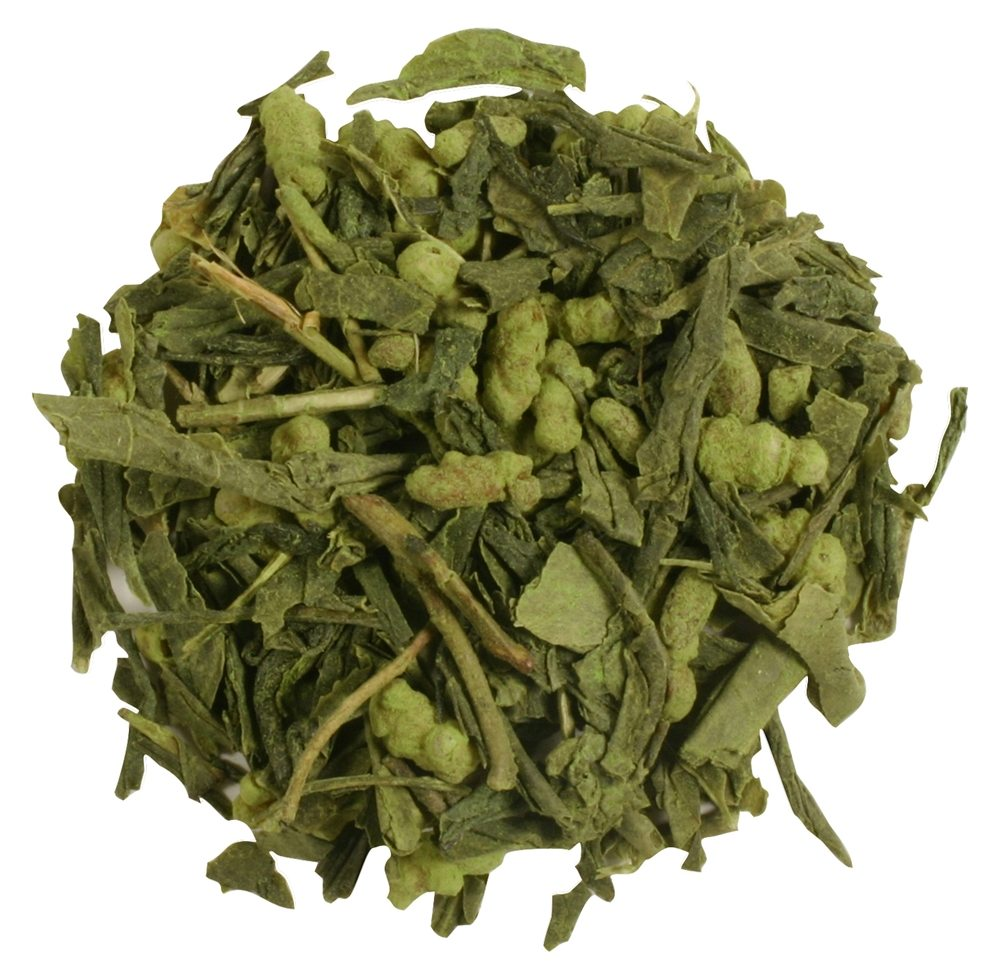 Frontier Natural Products - Bulk Genmaicha Matcha Tea Organic - 1 lb.
