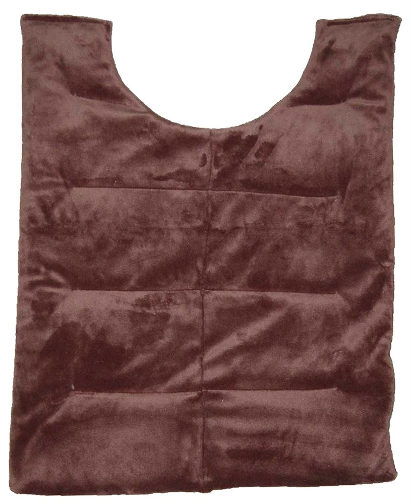 Herbal Concepts - Herbal Comfort Back Wrap - Dark Chocolate
