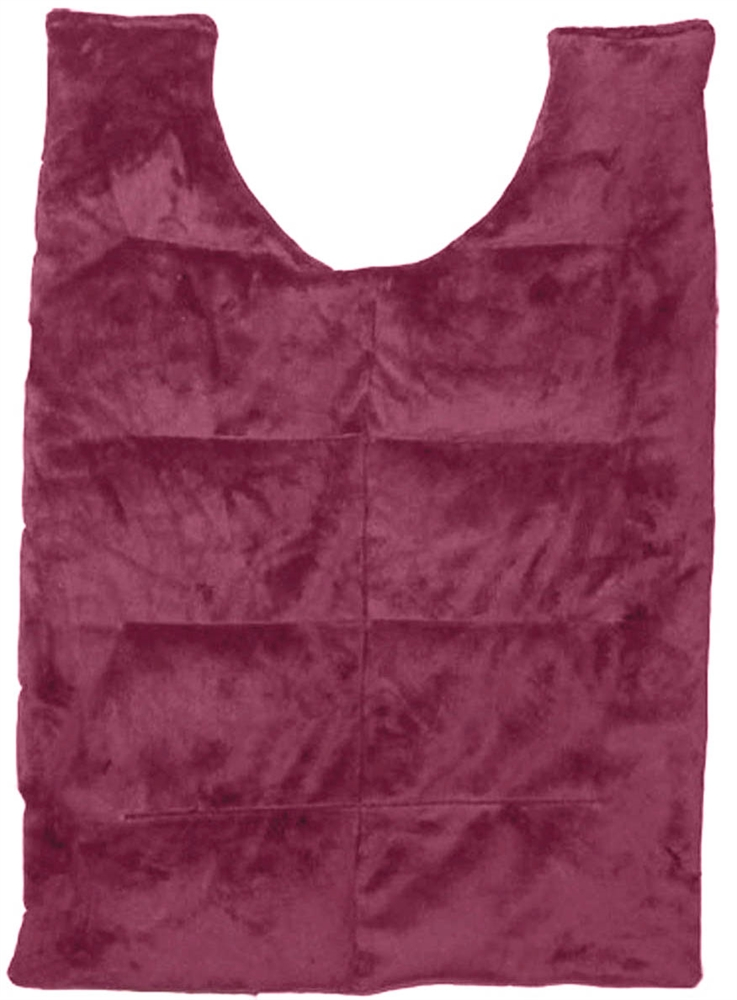 Herbal Concepts - Kozi Herbal Comfort Back Wrap - Mauve