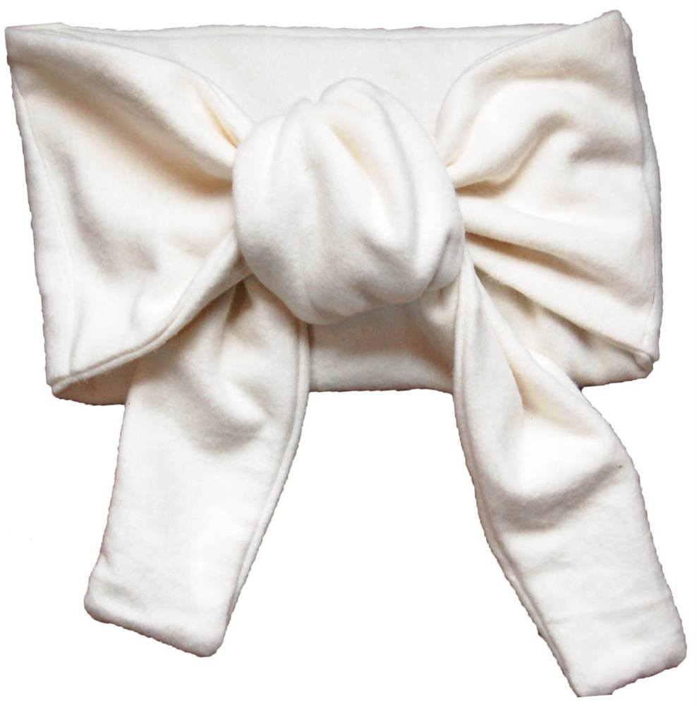 Herbal Concepts - Organic Herbal Comfort Lumbar Wrap - Cream