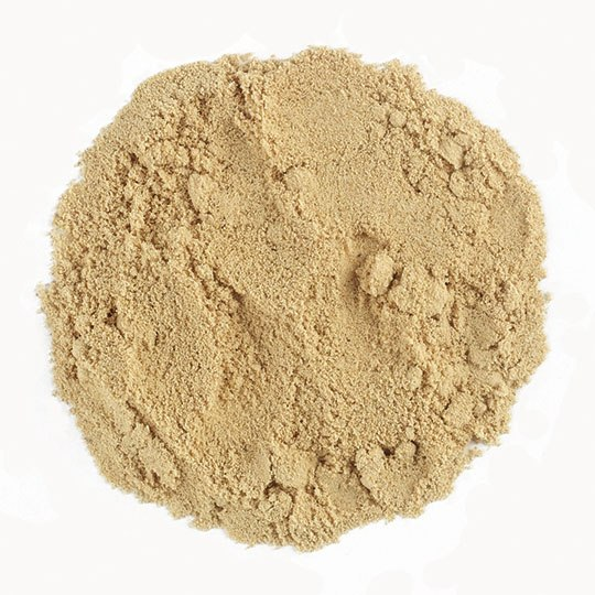 Frontier Natural Products - Ginger Root Powdered Organic - 1 lbs.