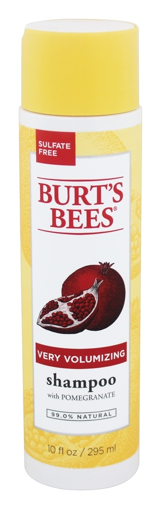 Burt's Bees - Shampoo Very Volumizing Pomegranate - 10 oz.