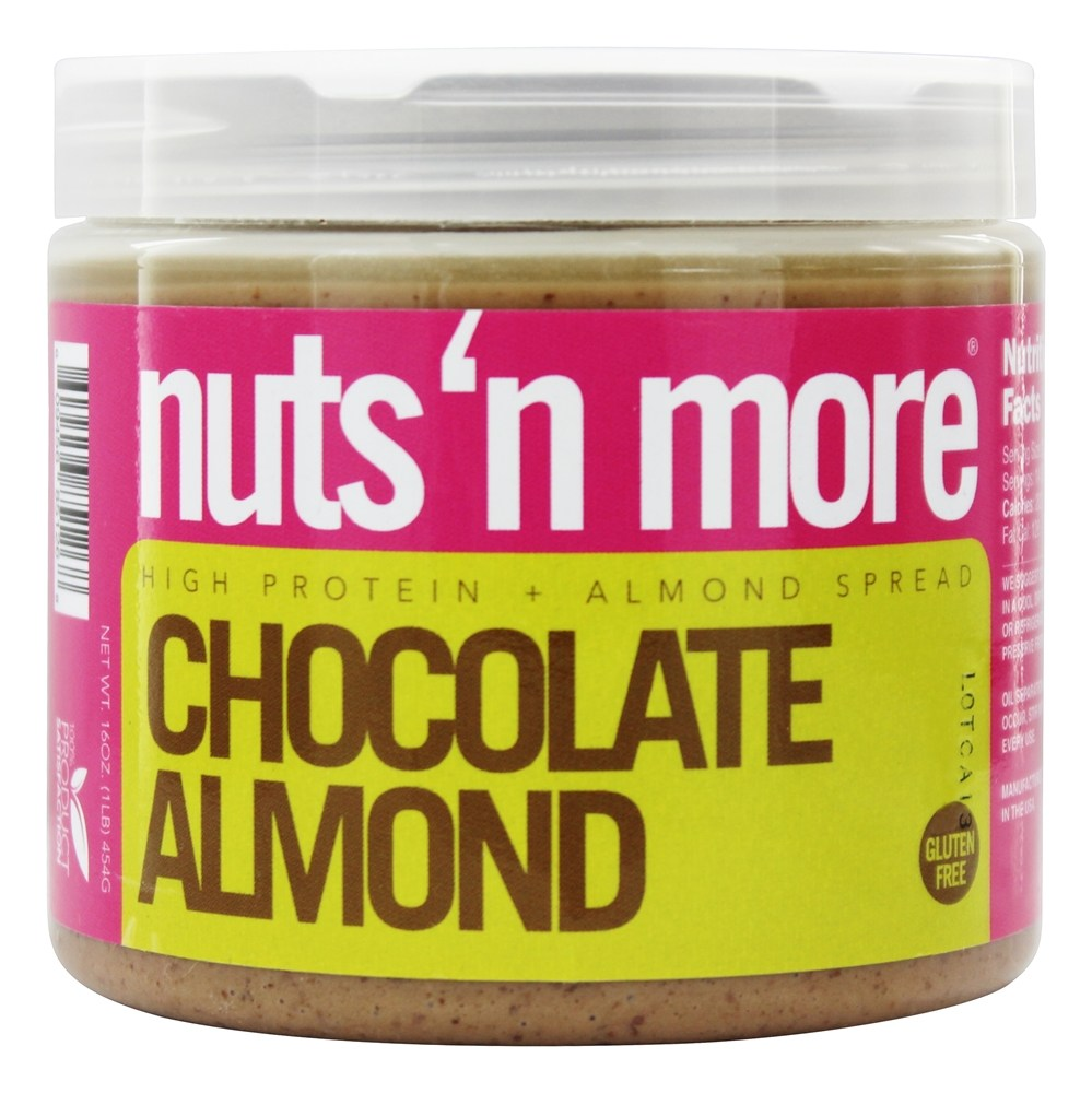 Nuts N More - Chocolate Almond Butter - 16 oz.