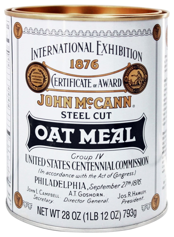 McCann's - Irish Oatmeal Steel Cut Tin - 28 oz.