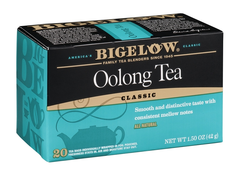Bigelow Tea - Oolong Tea - 20 Tea Bags