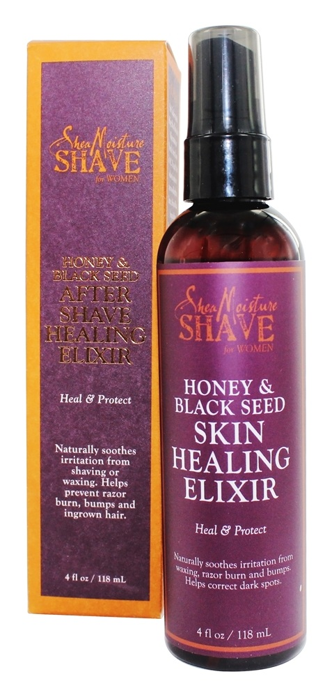 Shea Moisture - Honey & Black Seed After Shave Skin Healing Elixir for Women - 4 oz.