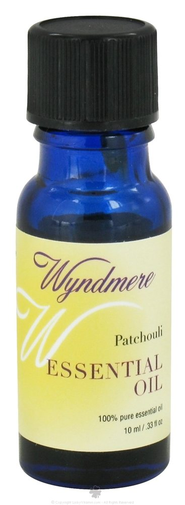 Wyndmere Naturals - Essential Oil Patchouli - 0.33 oz.