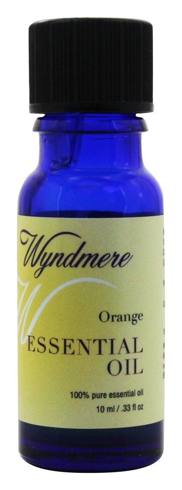 Wyndmere Naturals - Essential Oil Orange - 0.33 oz.