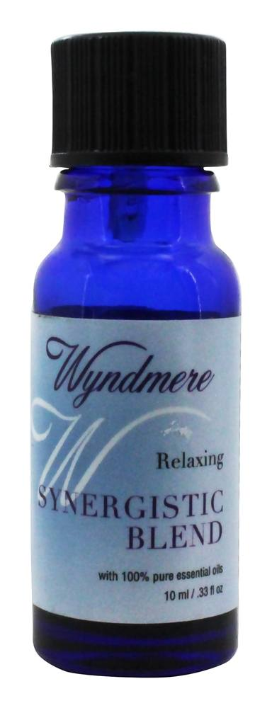 Wyndmere Naturals - Synergistic Blend Relaxing - 0.33 oz.