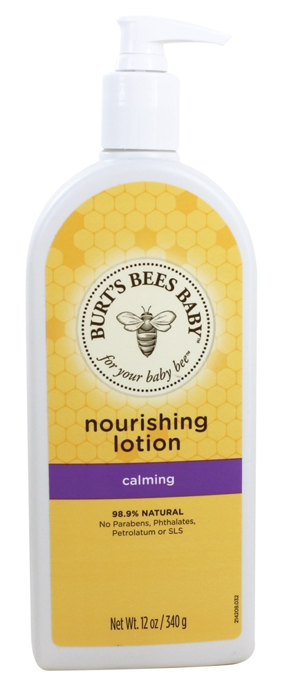Burt's Bees - Baby Bee Nourishing Lotion Calming - 12 oz.