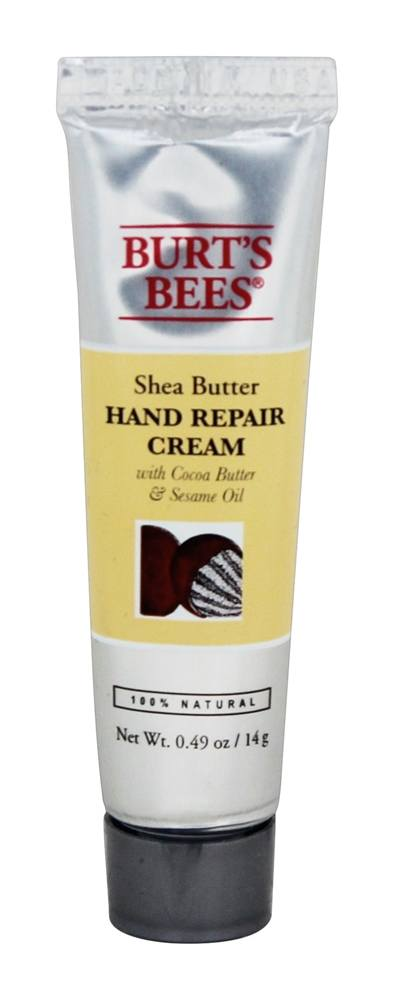 Burt's Bees - Shea Butter Hand Repair Cream - 0.5 oz. Travel Size Mini