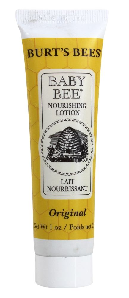 Burt's Bees - Baby Bee Nourishing Lotion Original - 1 oz. Travel Size Mini