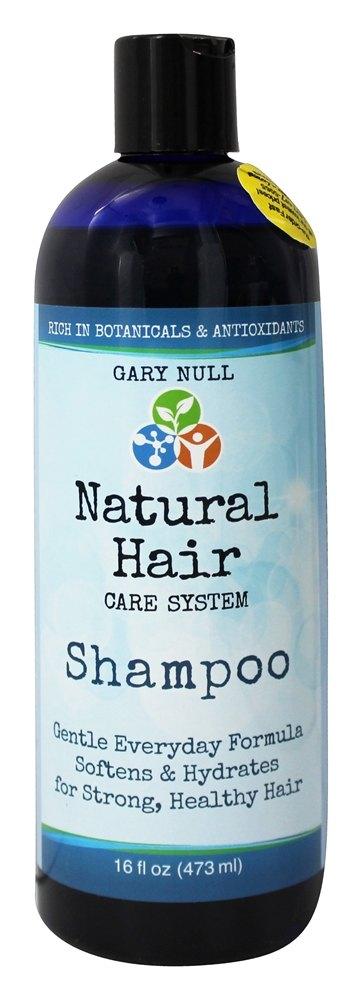 Gary Null's - Natural Hair Care System Shampoo - 16 oz.