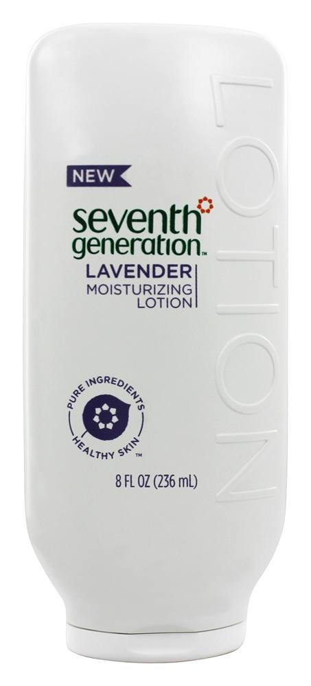 Seventh Generation - Moisturizing Lotion Lavender - 8 oz.