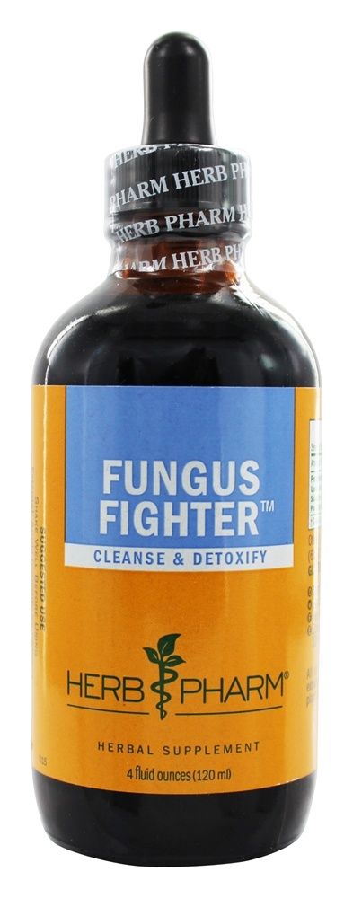 Herb Pharm - Fungus Fighter Compound - 4 oz.