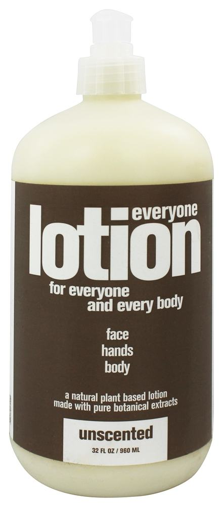 EO Products - Everyone Lotion Unscented - 32 oz.
