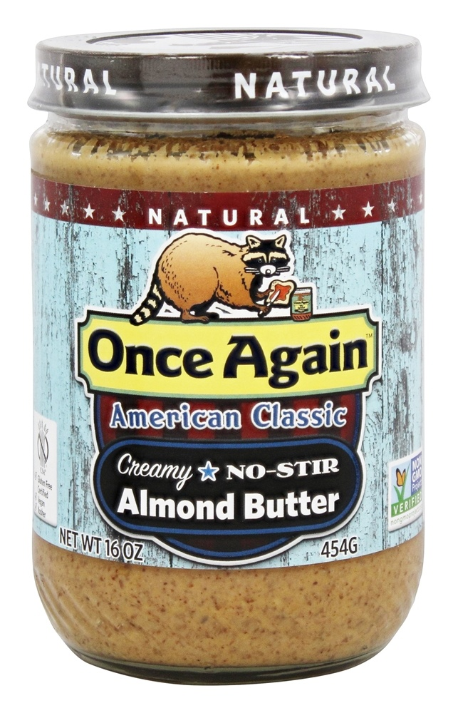 Once Again - American Classic Natural Almond Butter Creamy - 16 oz.