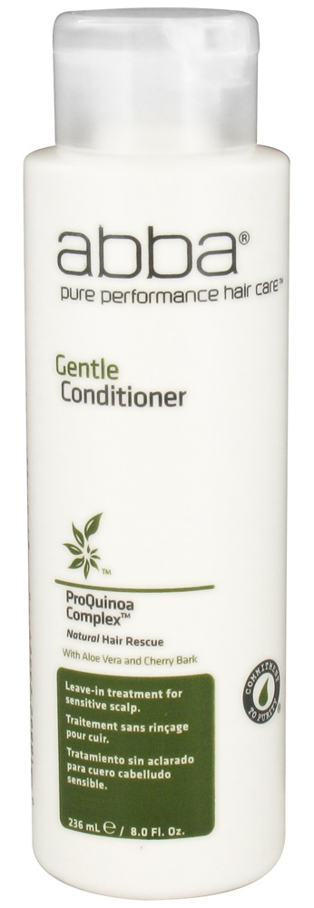 Abba Pure Performance Hair Care - Gentle Conditioner - 8 oz.