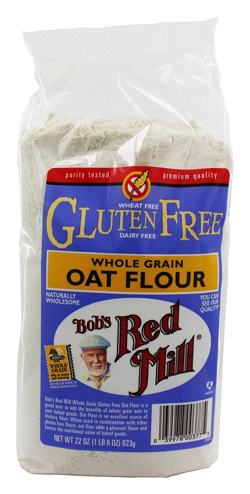 Bob's Red Mill - Gluten Free Oat Flour - 22 oz.